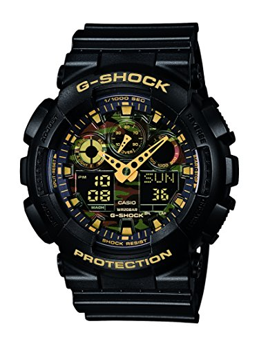 Casio G-Shock Men's Watch GA-100CF-1A9ER