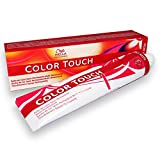 Wella Color Touch 55/ 65 hellbraun intensiv violett-mahagoni, 2er Pack, (2x 60 ml)