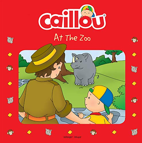 Caillou-At The Zoo