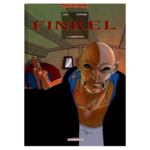Finkel, Tome 7 : Corruption