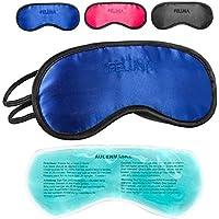 feluna Premium Dormir con compresa de frío (también como Ojo Máscara Usar; Dormir Gafas