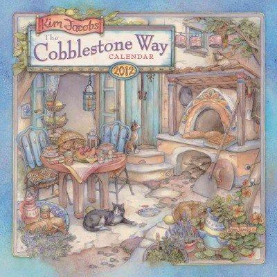 (Cobblestone Way Calendar (2012)) By Jacobs, Kim (Author) Wall on (07 , 2011)