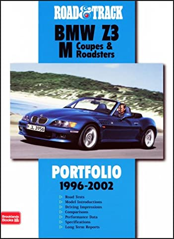 Road & Track BMW Z3 M Coupes & Roadsters - 1996 Bmw Z3 Roadster