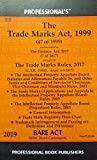 The Trade Marks Act 1999 (As Amended by the Finance Act 2017) / Latest Bare Act with short comments