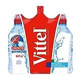 Vittel DPG Wasser Pet Sportflasche, 6er Pack (6 x...