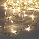 Indoor Fairy Lights - 40 Warm White LEDs - Clear Cable by Festive Lights Bild 2