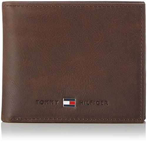 tommy-hilfiger-johnson-mini-cc-wallet-portemonnaies-hommes-marron-braun-brown-041-11x9x2-cm-b-x-h-x-