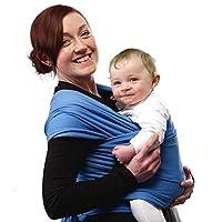 Sa-Be Wrap Baby Carrier (Mocha)