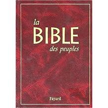 La Bible des peuples