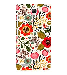 Ebby Premium Printed Mobile Back Case Cover With Full protection For Xiaomi Redmi Note (Designer Case)