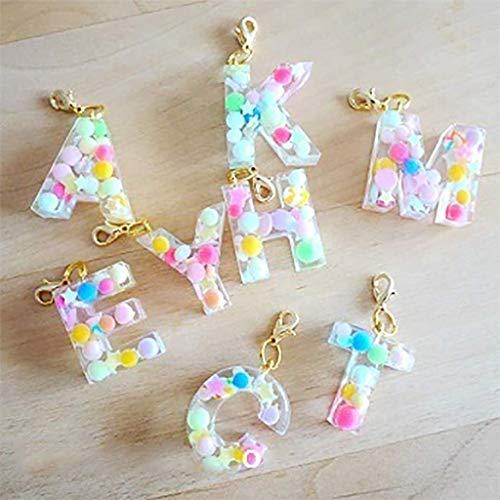 Gaddrt 3d silicone lettera numero alfabeto torta fondente stampo zucchero mestiere strumento fai da te per fare ciondolo, ornamenti