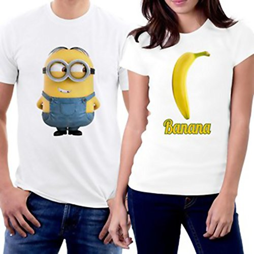 MINION TSHIRTS FOR COUPLE