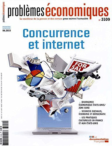 Concurrence et Internet - Pe 3109 par La Documentation Fra