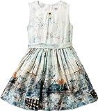 Jottum Mädchen Kleid, Mehrfarbig, Größe 116