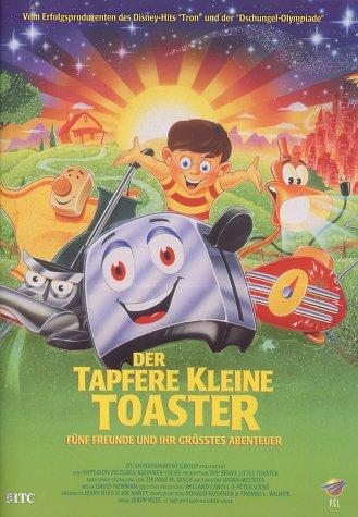 Preisvergleich Produktbild Der tapfere kleine Toaster