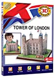 Cheatwell Games 3D TOWER OF LONDON PUZZLE MODEL