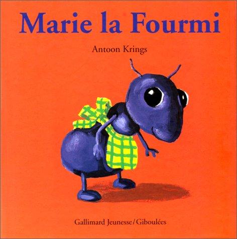 """<a href=""""/node/10926"""">Marie la fourmi</a>"""