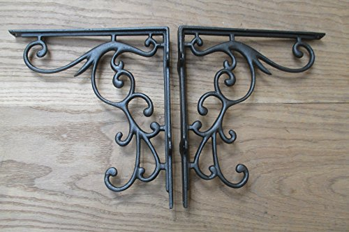 ironmongery-world-pair-of-cast-iron-vintage-ornamental-fancy-wall-mounted-shelf-support-brackets