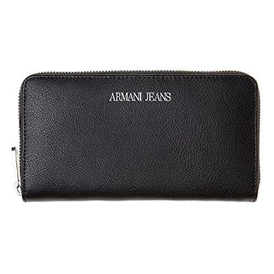 Armani Jeans Full Zip Black