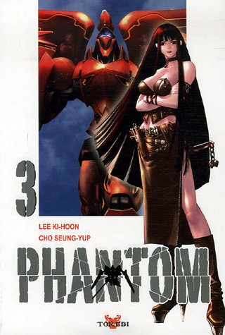 Phantom Edition simple Tome 3