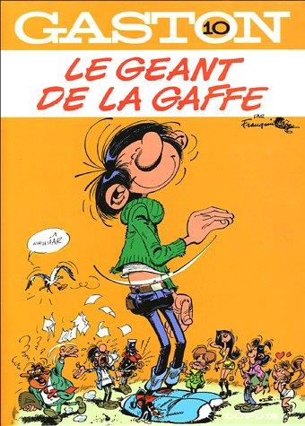 Gaston (édition spéciale) - tome 10 - Le géant de la gaffe