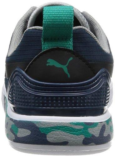 Puma Future lg Suede Tech Lite Herren Grass Bwt Sneaker blue 11AOrUn