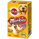 Pedigree Markies Trio's Hundesnacks, 12 er Pack (12 x 500 g)
