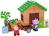 Big 800057105 - PlayBIG Bloxx Peppa´s Garden