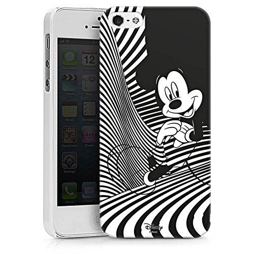 Apple iPhone 8 Tasche Hülle Flip Case Disney Mickey Mouse Geschenke Merchandise Hard Case weiß