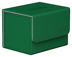 Ultimate Guard ugd010757Sidewinder 100+ Tamaño estándar Xenoskin Verde