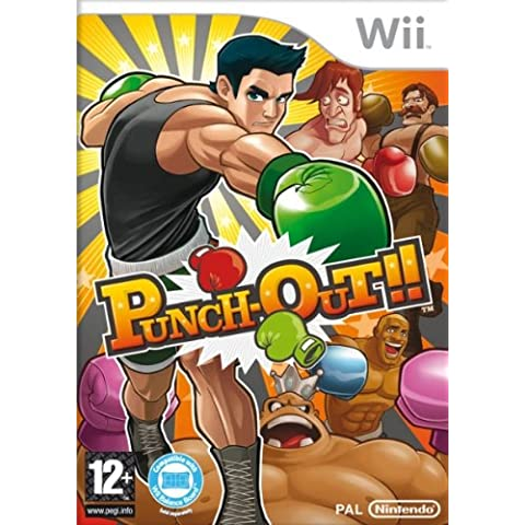 Punch-Out!! [Importación italiana]