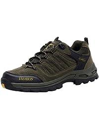 snfgoij Unisex Mesh Wanderschuhe Slip on Atmungsaktiv Im Freien Schnorcheln Waten Schwimmen Schuhe Quick Dry Slip,Black-39