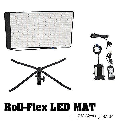 FalconEyes-RX-18T-Roll-Flex-LED-Light-62W-5600k-Lightweight-Waterproof-LampRX-18T-5600K