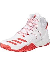 reputable site 2e31c 990cb Adidas D Rose 7, Scarpe da Basket Uomo
