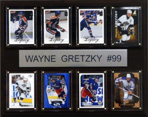 C & I Collectables NHL Wayne Gretzky Edmonton Oilers, 8 Stück