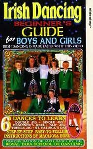 Irish Dancing Beginner's Guide For Boys And Girls [VHS]