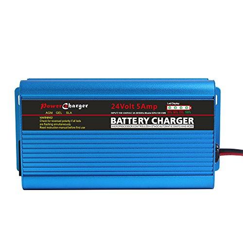 ULTRAPOWER - Cargador batería automático Inteligente