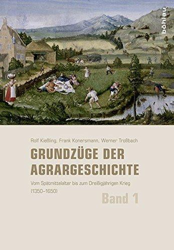 Grundzüge der Agrargeschichte (Band 1-3)