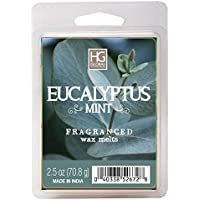 Hosley's Eucalyptus Mint Scented Wax Cubes / Melts - 2.5 oz - Hand Poured Wax Infused with Essential Oils. Perfect... preisvergleich bei billige-tabletten.eu
