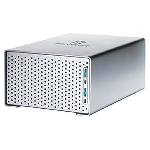 """Iomega supporto di memorizzazione esterno, Modello: 34537; generale: 4000 Gb, compatibilita` Mac, 3,50 """", Firewire - USB 2.0, grigio"""