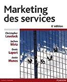 Marketing des services 6ème Ed.