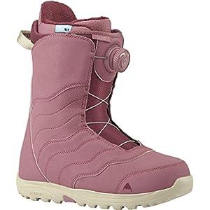 Burton Damen Mint Boa Black Snowboard Boot