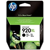 HP 920XL - Print cartridge - high capacity - 1 x black - 1200 pages