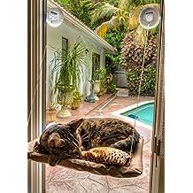 """Highdas Ventana del gato montado cama admiten camas de la hamaca de la cubierta lavable Medidas 21 """"x 13"""""""
