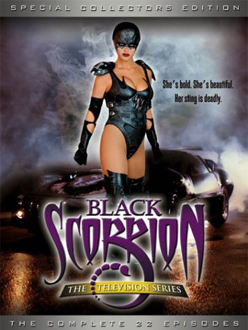 Black Scorpion (Valentine, 2001, Dvd-film)