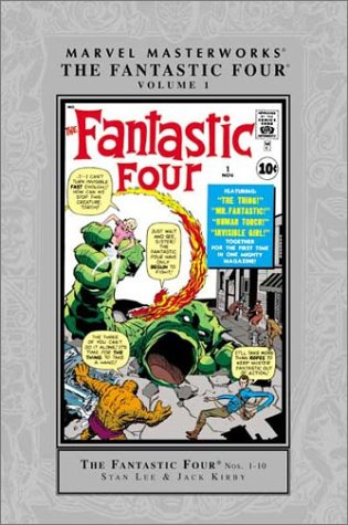 Marvel Masterworks Presents: The Fantastic Four 1