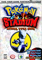 Pokemon Stadium Official Strategy Guide de Michael Owen