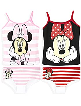 Disney Minnie Mouse Licensed - Conjunto - para niña