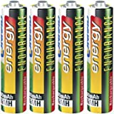 Energy Micro (AAA)-Akku NiMH Endurance HR03 1000...