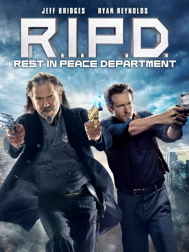 R.I.P.D Cover